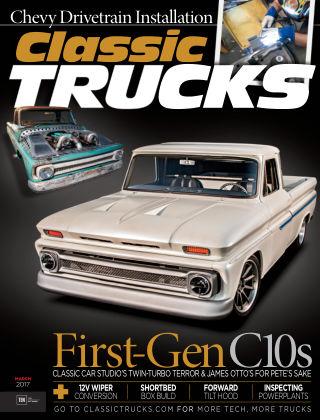 Classic Trucks Mar 2017