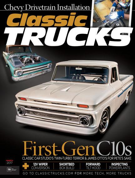 Classic Trucks December 23, 2016 00:00