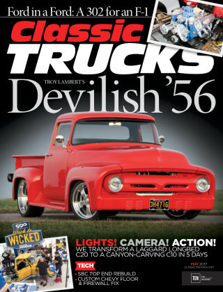 Classic Trucks May 2017
