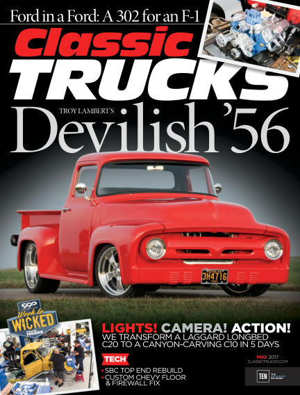 Classic Trucks February 17, 2017 00:00