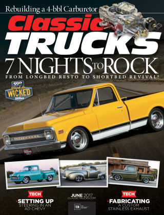 Classic Trucks Jun 2017