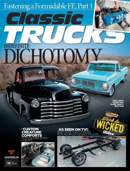 Classic Trucks May 19, 2017 00:00