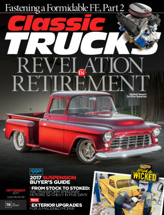 Classic Trucks Sep 2017