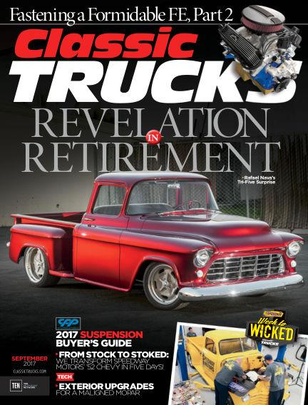 Classic Trucks June 16, 2017 00:00