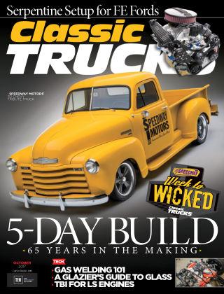 Classic Trucks Oct 2017