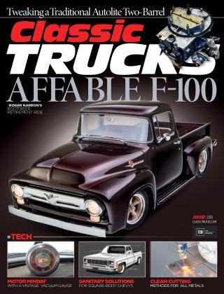 Classic Trucks Jan 2018