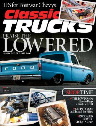 Classic Trucks Apr 2018