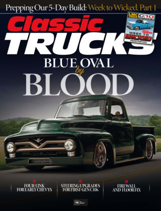 Classic Trucks May 2018