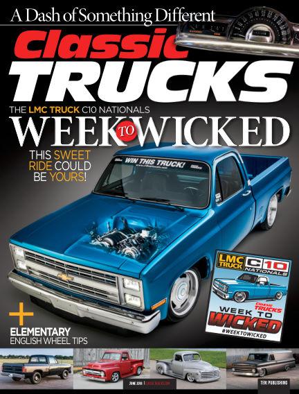Classic Trucks March 23, 2018 00:00