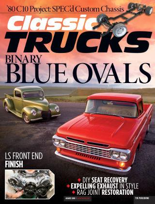Classic Trucks Aug 2018