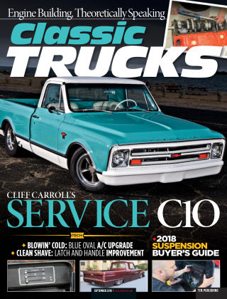 Classic Trucks Sep 2018