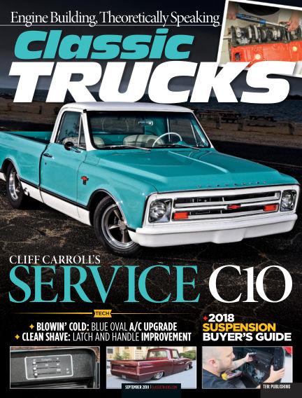 Classic Trucks June 15, 2018 00:00