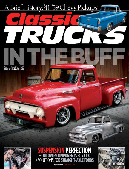 Classic Trucks July 20, 2018 00:00