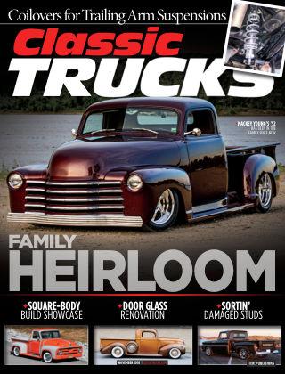 Classic Trucks Nov 2018