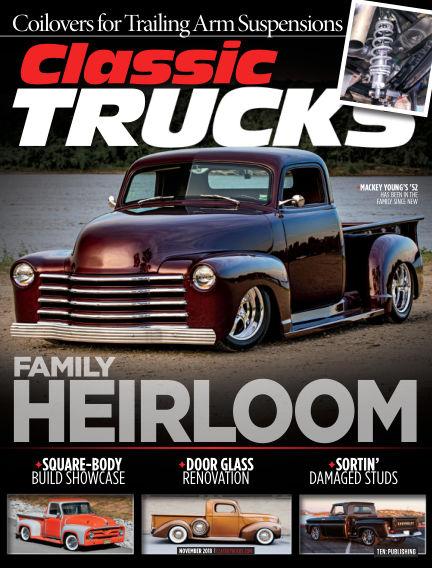 Classic Trucks August 17, 2018 00:00