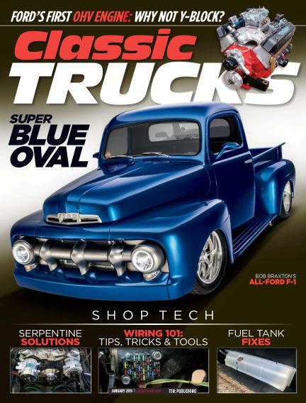 Classic Trucks October 19, 2018 00:00