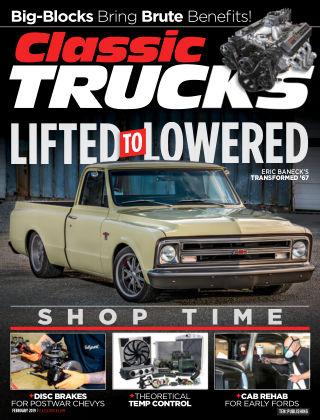 Classic Trucks Feb 2019