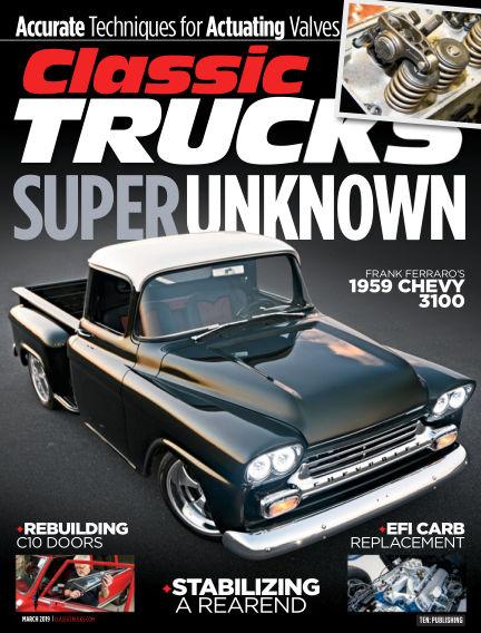 Classic Trucks December 21, 2018 00:00