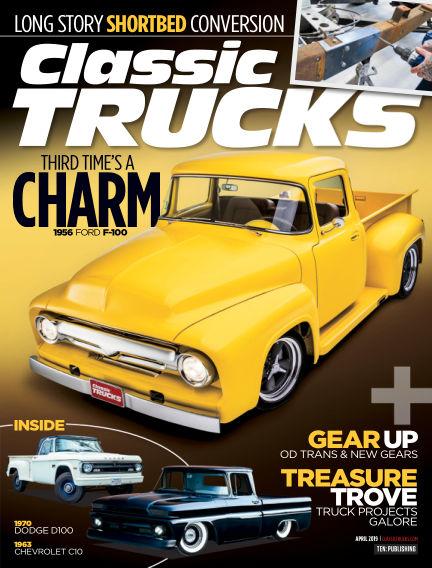 Classic Trucks January 18, 2019 00:00