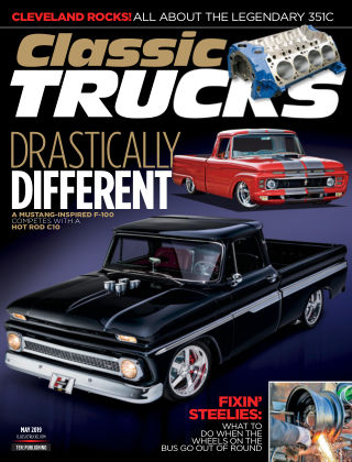 Classic Trucks May 2019