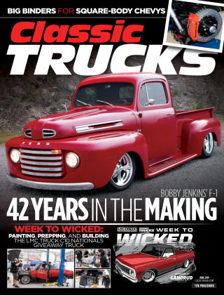 Classic Trucks Jun 2019