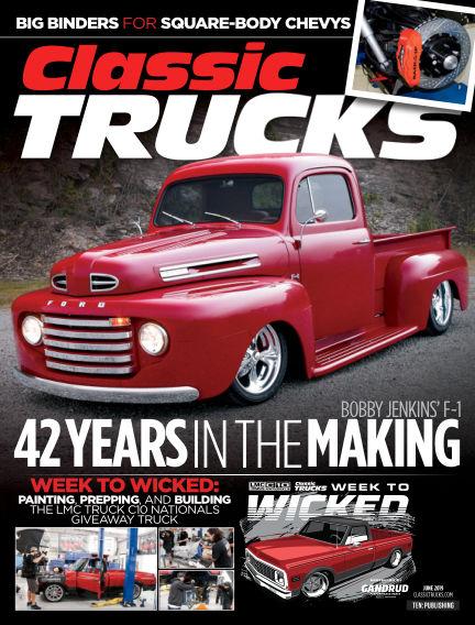 Classic Trucks March 22, 2019 00:00
