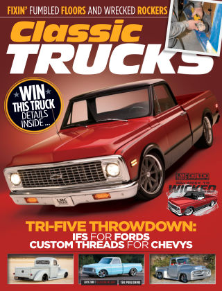 Classic Trucks Jul 2019