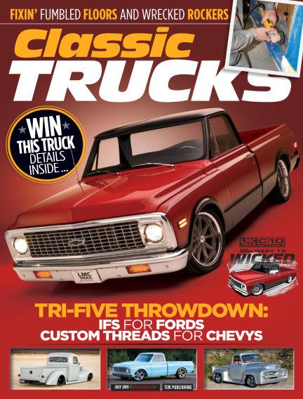 Classic Trucks April 19, 2019 00:00