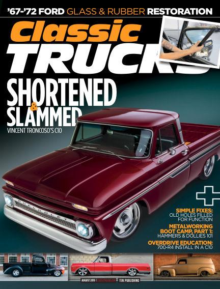 Classic Trucks May 17, 2019 00:00