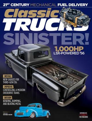 Classic Trucks Sep 2019