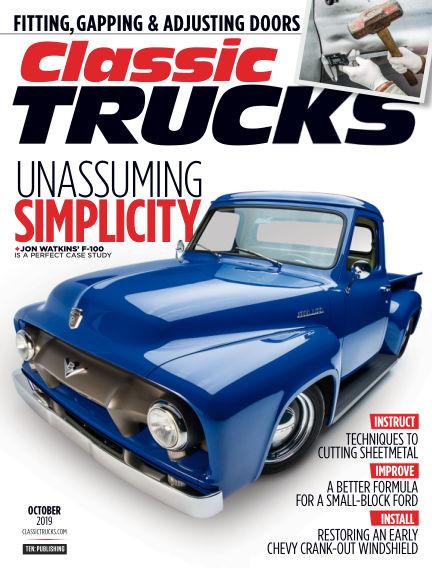 Classic Trucks July 19, 2019 00:00