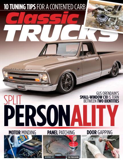 Classic Trucks August 16, 2019 00:00