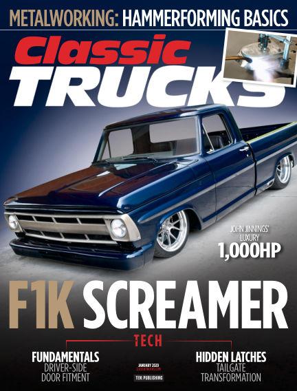 Classic Trucks October 18, 2019 00:00