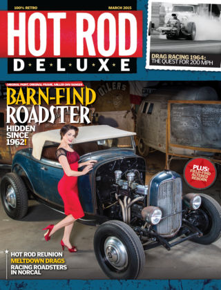 Hot Rod Deluxe March 2015