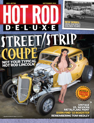 Hot Rod Deluxe September 2014