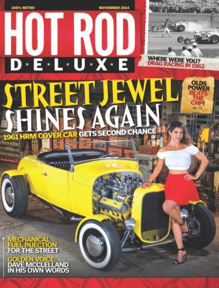 Hot Rod Deluxe November 2014