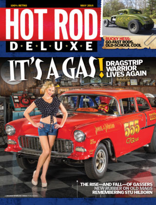 Hot Rod Deluxe May 2014