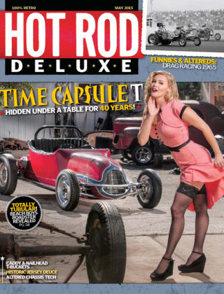 Hot Rod Deluxe May 2015