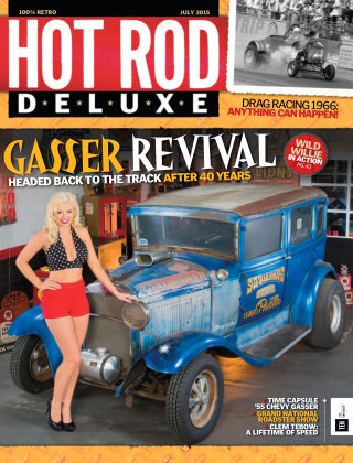 Hot Rod Deluxe July 2015