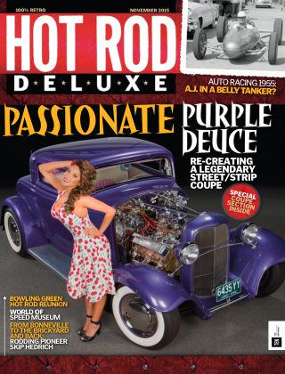 Hot Rod Deluxe November 2015