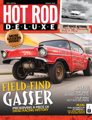 Hot Rod Deluxe Mar 2016