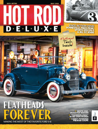 Hot Rod Deluxe May 2016