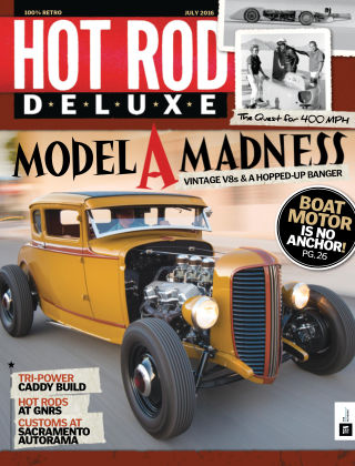 Hot Rod Deluxe Jul 2016
