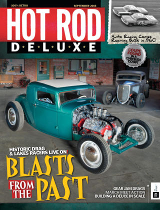 Hot Rod Deluxe Sep 2016