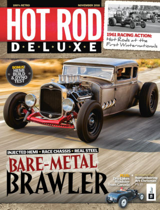 Hot Rod Deluxe Nov 2016