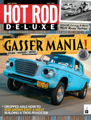 Hot Rod Deluxe May 2017