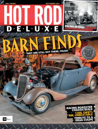 Hot Rod Deluxe Sep 2017