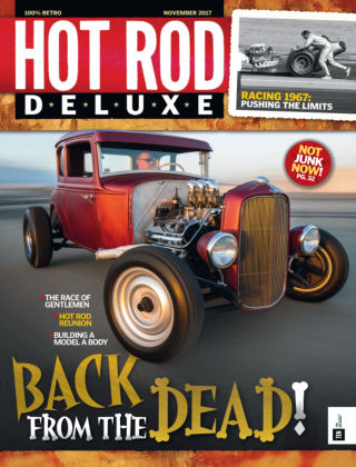 Hot Rod Deluxe Nov 2017