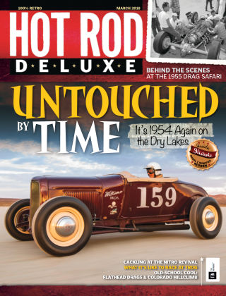 Hot Rod Deluxe Mar 2018