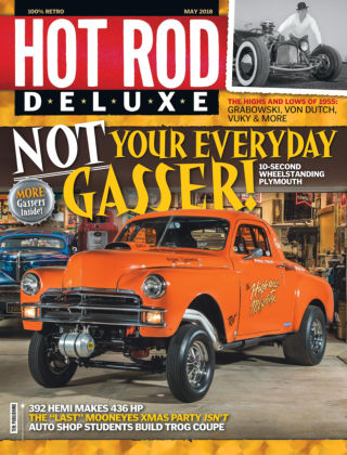 Hot Rod Deluxe May 2018